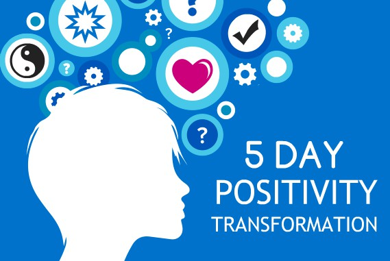 5 Day Positivity-Transformation Graphic
